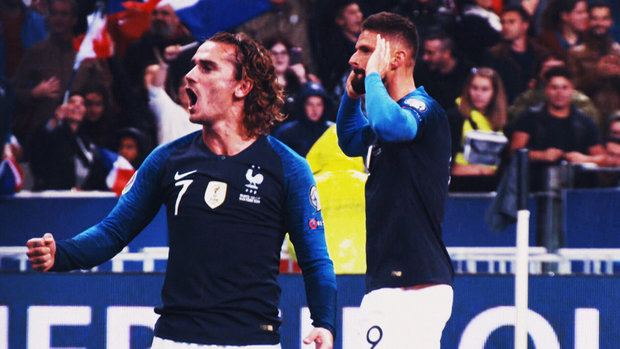 Already armed with a World Cup, can France repeat its glory from two decades ago?