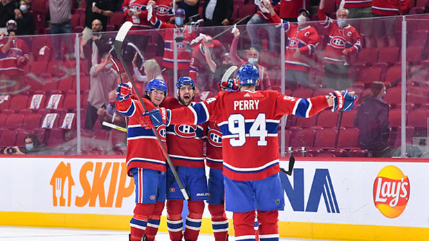 By the Numbers: Habs complete sweep of Jets