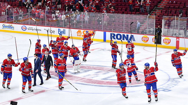 The Canadiens' wild ride to the Stanley Cup semis