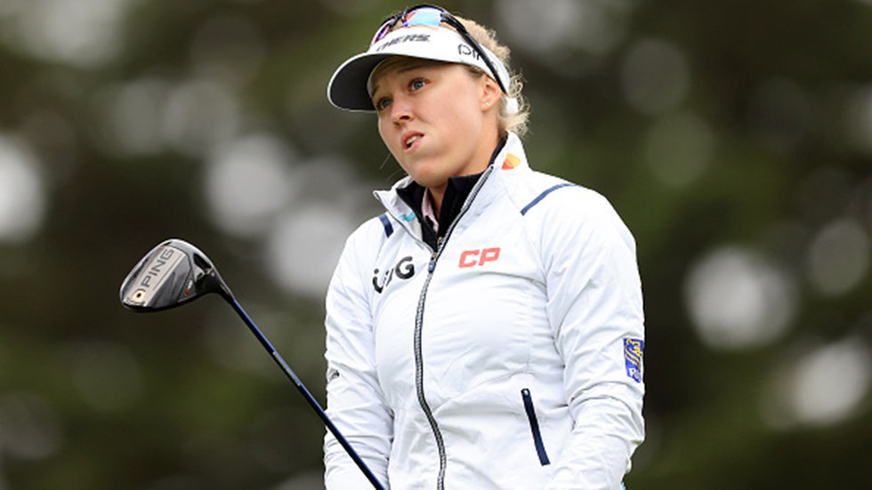 Henderson's second round costs her at U.S. Women's Open