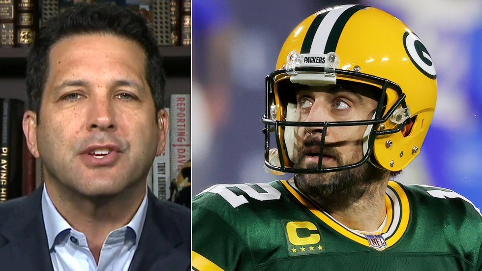 What are the chances of the Packers trading Rodgers?