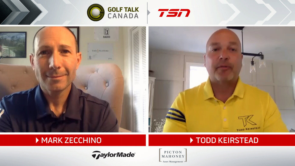 Keirstead from ParaGolf Canada joins GTC to discuss groundbreaking new initiative