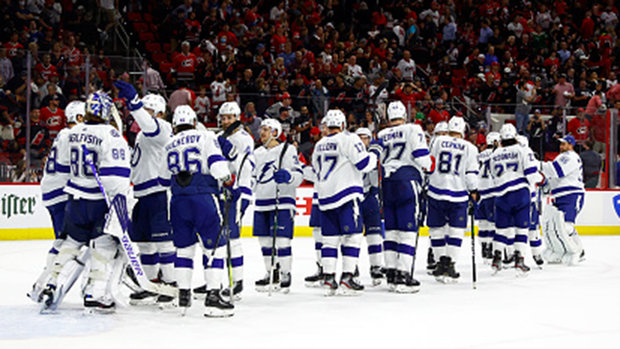 By the Numbers: Tampa's postseason run