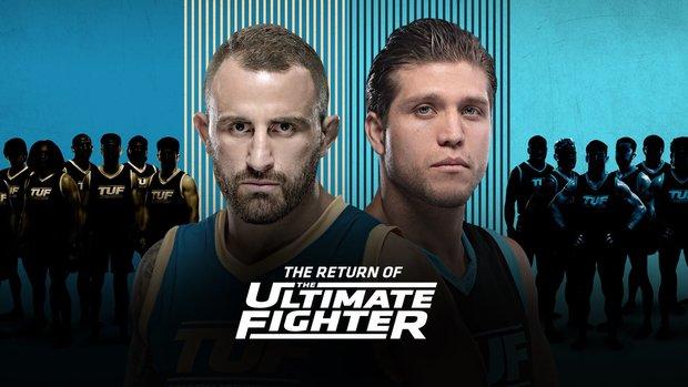 The Ultimate Fighter: Team Volkanovski vs. Team Ortega - Episode 1