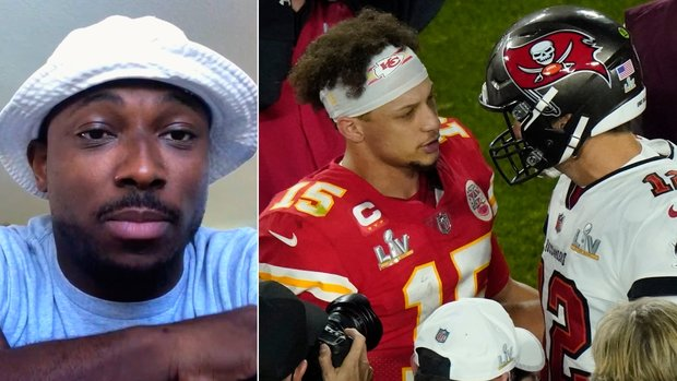 What makes Brady and Mahomes different? LeSean McCoy weighs in