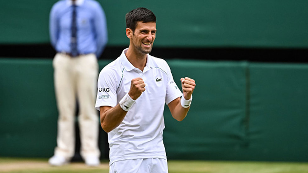 Does Djokovic believe he is the greatest tennis player of all-time?