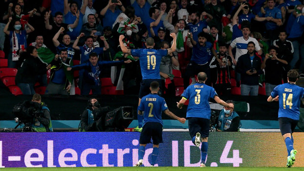 The moments that made Euro 2020 worth the wait