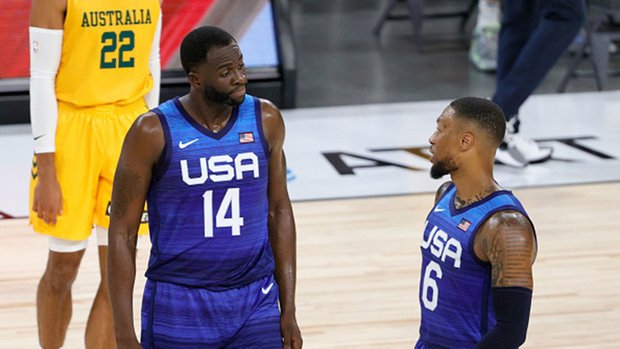 Should USA Basketball be worried heading into the Olympics?