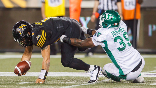 Which CFL team has improved the most since we last saw them on the field?