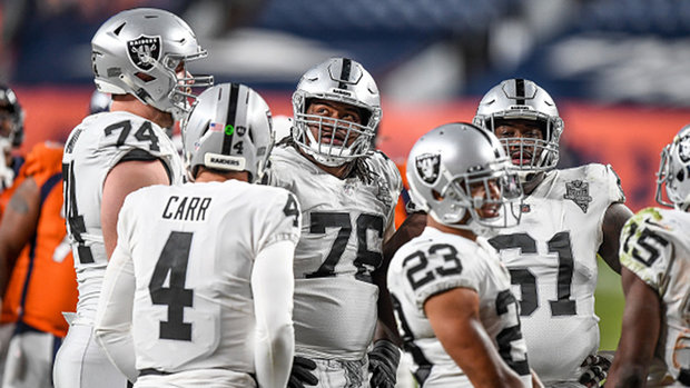 Daily Wager: Raiders futures