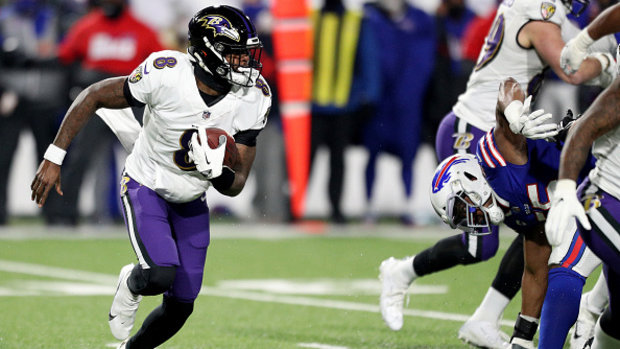 Daily Wager: QB Rushing Futures