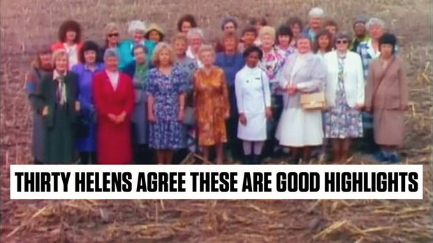 30 Helens agree: These are great highlights
