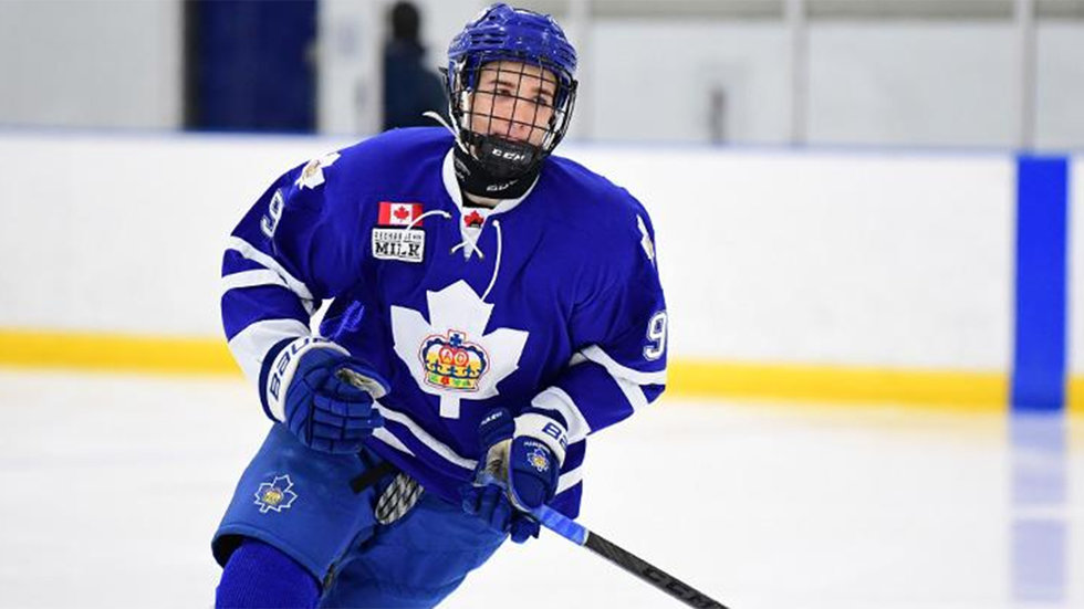 Canadiens select Mailloux with 31st pick in controversial decision