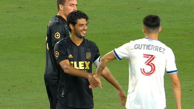 MLS: LAFC 2, Whitecaps 2