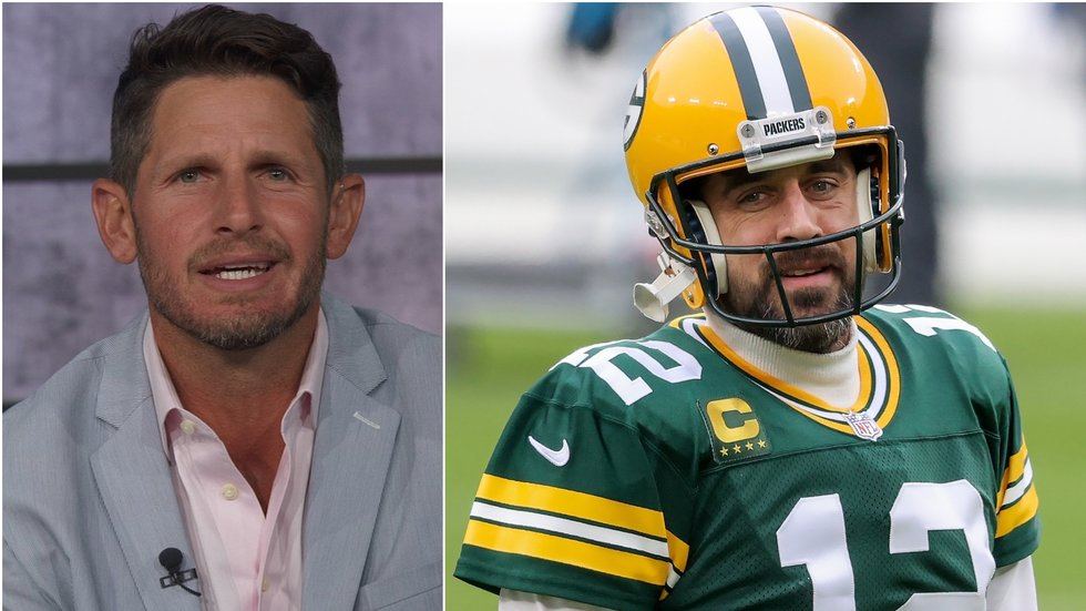Orlovsky: Rodgers took a huge swing and miss