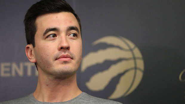 Webster: Raptors 'seriously considering' three to four options with 4th pick