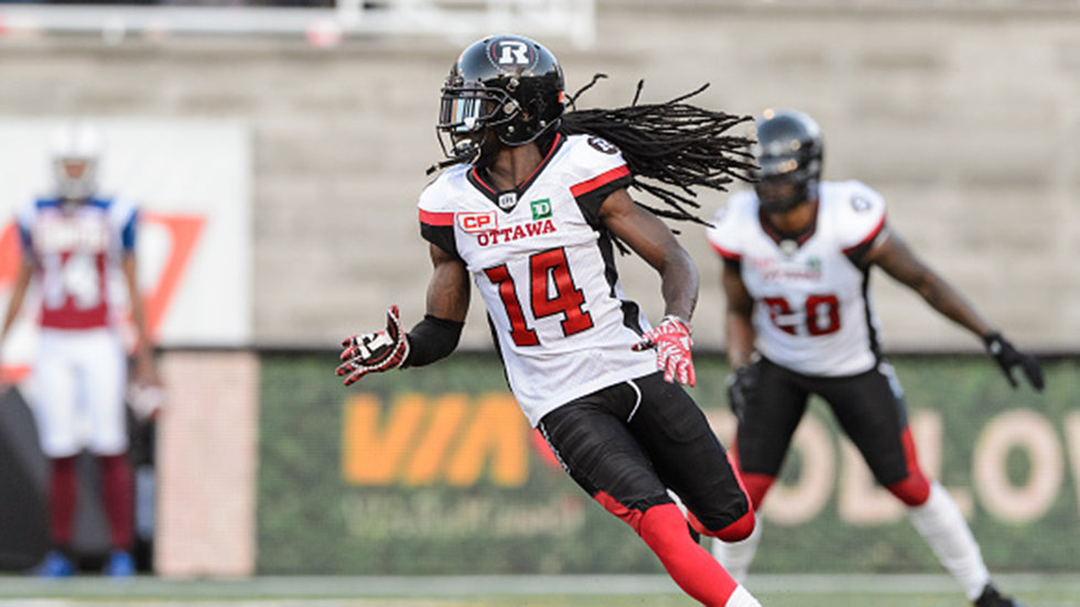 Kanneh believes 'the sky's the limit' for Redblacks in 2021