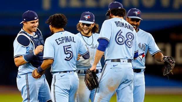 Mitchell: 'Crucial' that Jays capitalize on 11-game homestand