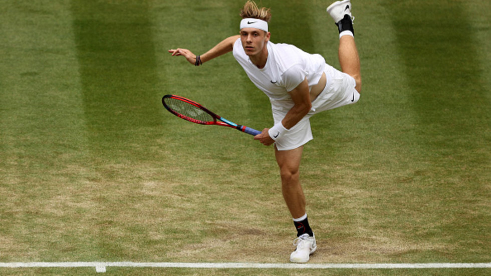 Goodall on Shapovalov: He's playing the best tennis of his career