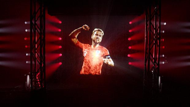 Bright Lights: Euro 2020 Final