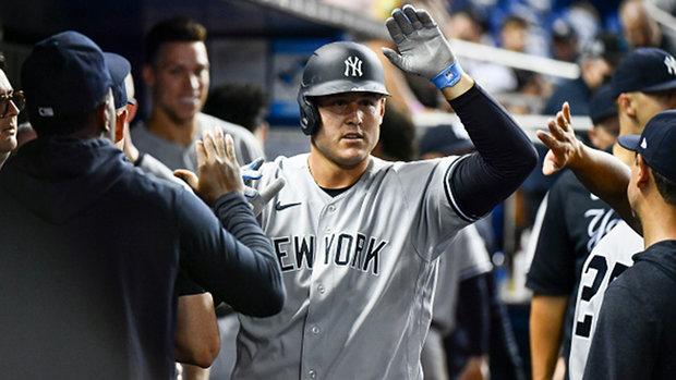 MLB: Yankees 4, Marlins 2