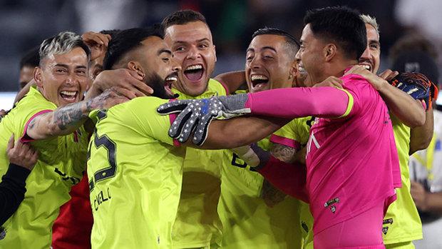 Liga MX All-Stars defeat MLS in 2021 All-Star Skills Challenge