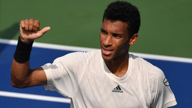 Cahill on Auger Aliassime: He's not that far away from winning a Grand Slam