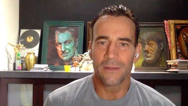 CM Punk touched by 'overwhelming' reaction to his return