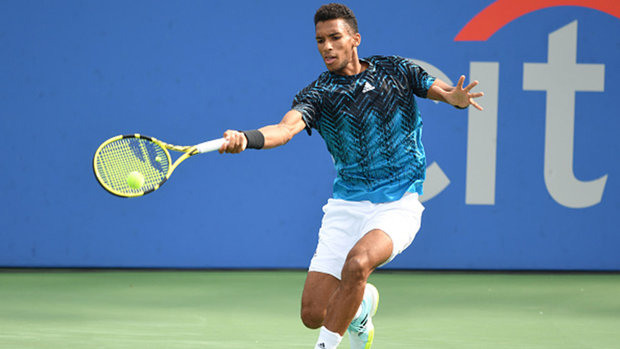 Second seed Auger-Aliassime takes down Seppi, progresses to third round