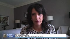 Shachi Kurl discusses moderating Thursday's English federal leaders' debate