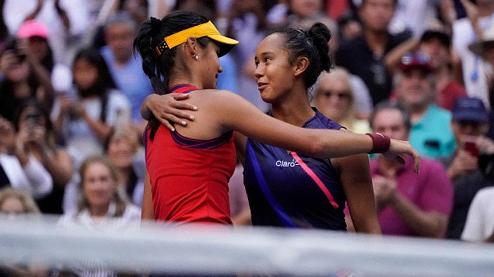 Roe on Raducanu's remarkable US Open win, Fernandez's role in historic final