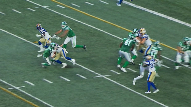 CFL Spotlight: Roughriders at Blue Bombers