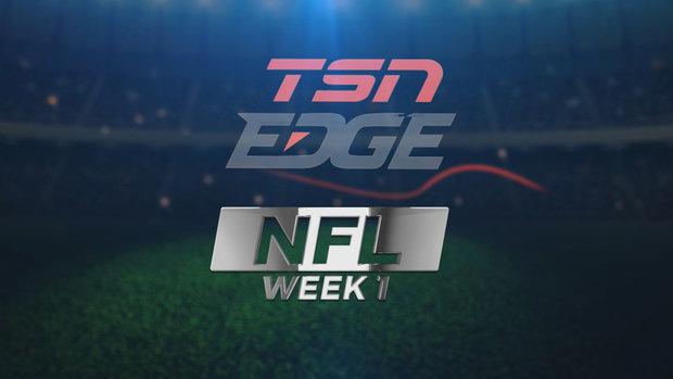 The Playbook: NFL Week 1