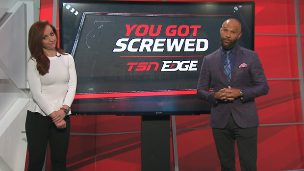 You Got Screwed! - Week 6