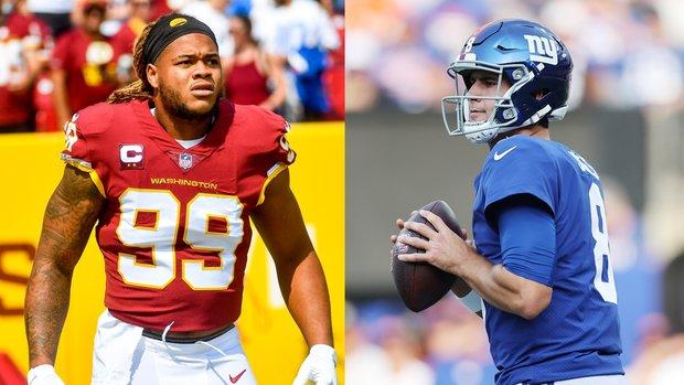 Who wins the Giants-Washington showdown?