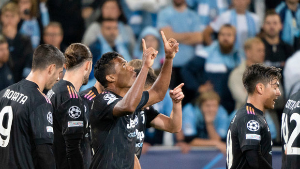 UEFA Champions League: Malmo FF 0, Juventus 3