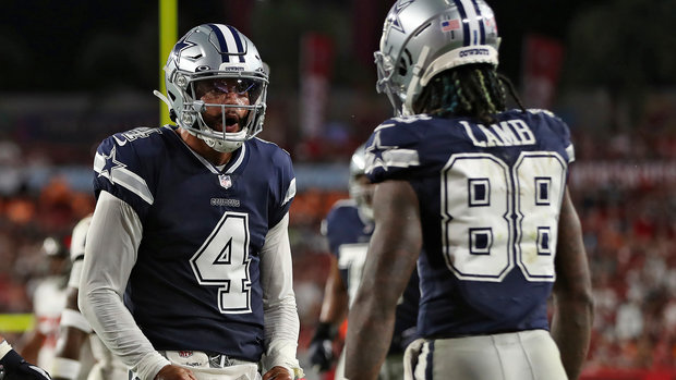 Does Prescott have reason to be confident in the Cowboys?