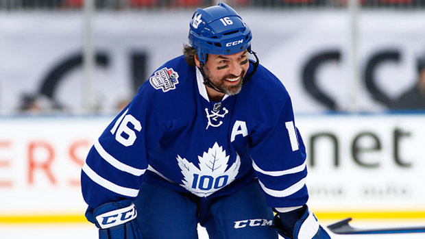 Willson explains why he's a big fan of Darcy Tucker