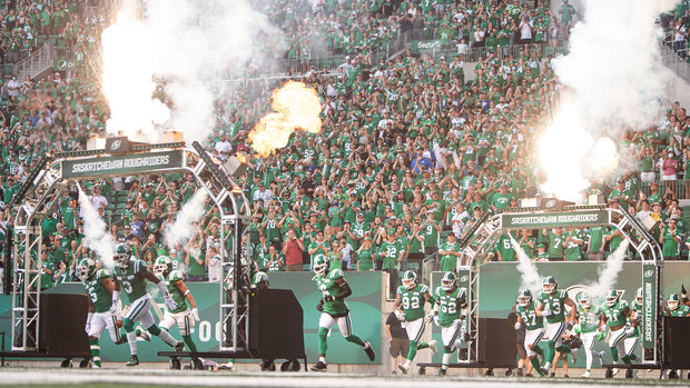 Argos know challenge will be tuning out raucous crowd at Mosaic Stadium