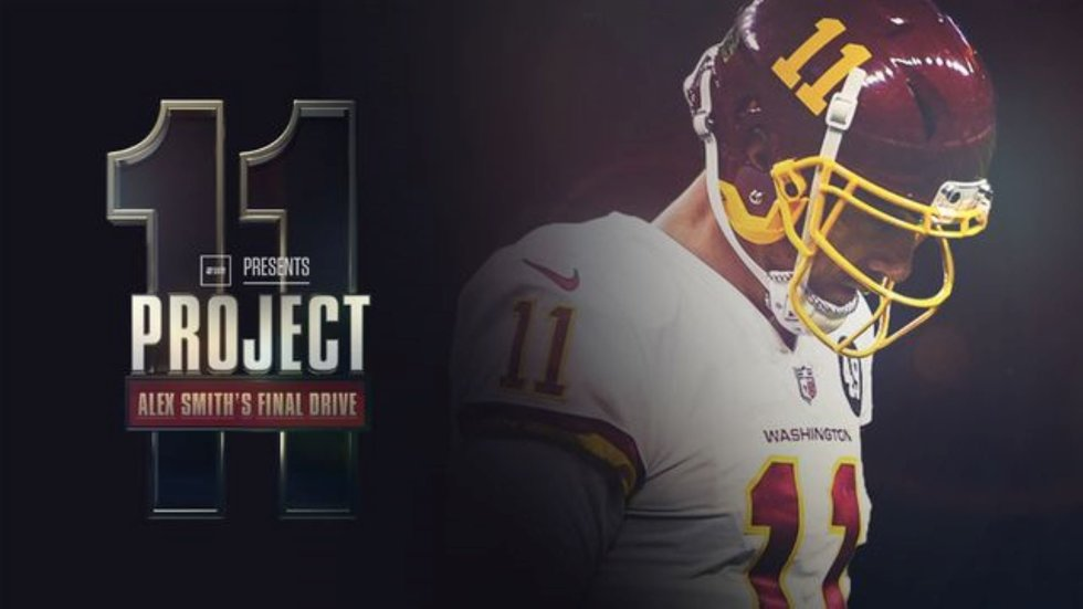 Project 11: Alex Smith's Final Drive