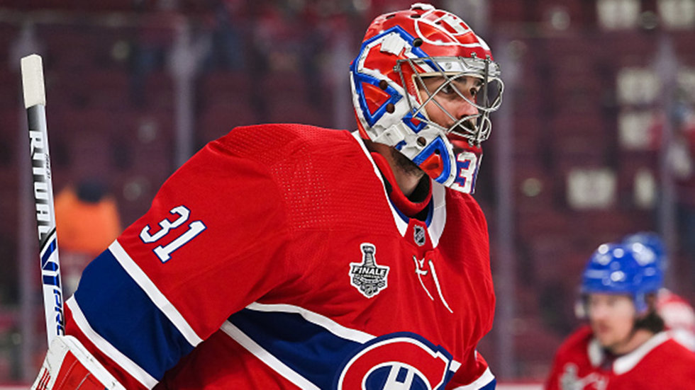 Price skates for first time since undergoing knee surgery