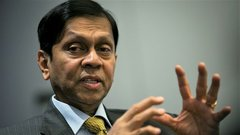 Sri Lanka Central Bank Chief Pledges to Ease Asset Purchases