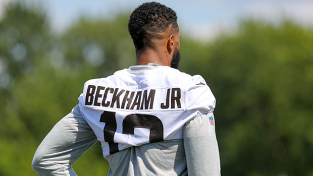 Garafolo: Why hasn't OBJ rejoined the Browns' lineup?