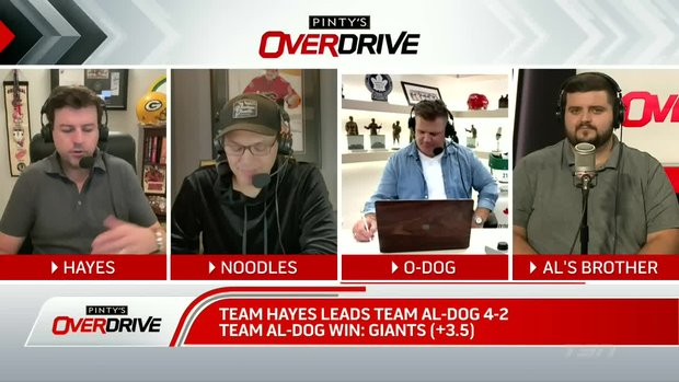 Week 2: Team Hayes vs Team Al-Dog