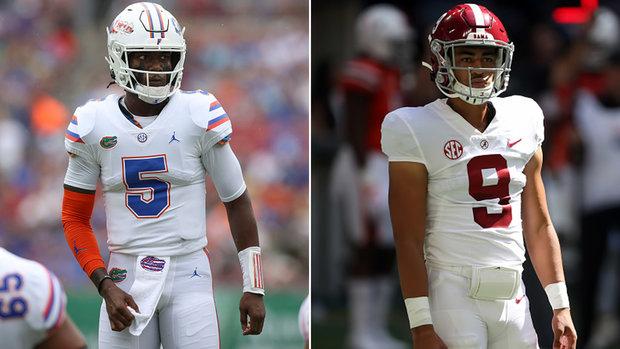 Young vs. Jones: Alabama-Florida will come down to the two quarterbacks