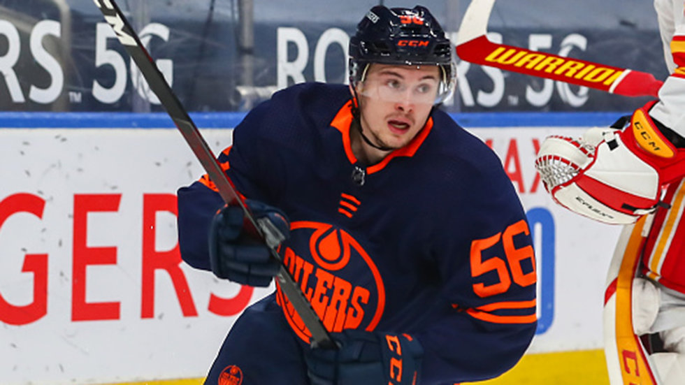 Oilers re-sign forward Yamamoto to one-year contract
