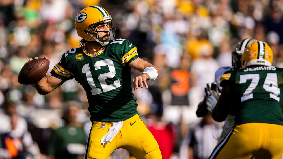 Can Rodgers, Packers get right vs. Lions?