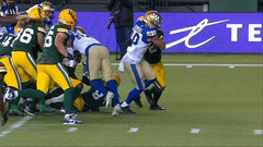 CFL Must See: Demski weaves through maze of defenders to score