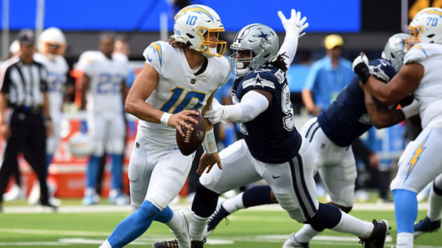 Cowboys' defence was the difference in win over Chargers