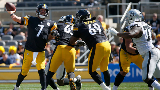 Sanchez: 'Big Ben needs to get rid of the ball faster'